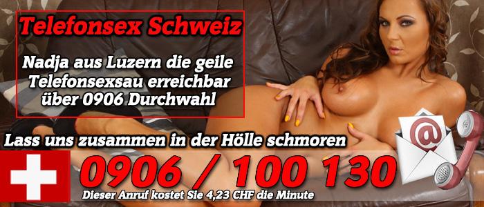15 Telefonsex Schweiz mit der Nutte Nadja